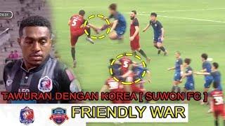 Video DETIK-DETIK KLUB TERENS ADU JOTOS DENGAN KLUB KOREA [ FRIENDLYMATCH - PORT FC vs SUWON FC ] MP3, 3GP, MP4, WEBM, AVI, FLV April 2018