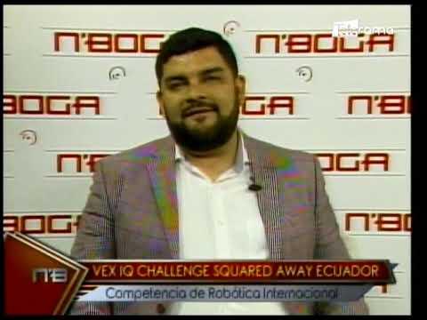 Vex IQ Challenge Squared Away Ecuador competencia de robótica internacional