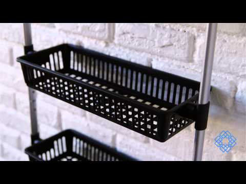 Video for Neu Home Basic Overdoor Six Basket Unit