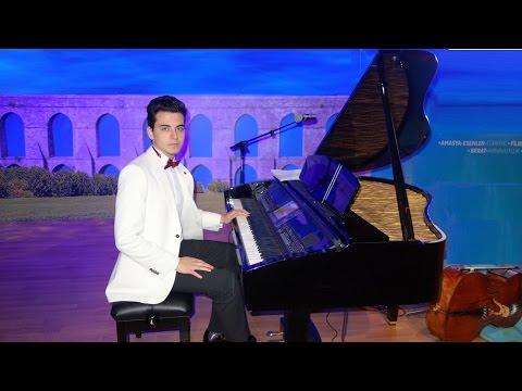 Tarihi Su Yolu Şehirleri Buluşması Açılışı Bestesi FUZULİ Su Kasidesi Piyano Konseri