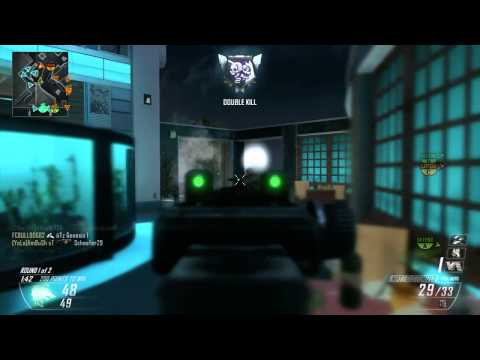 Black Ops 2: 147-5  Kill Domination - VSAT/K9/SWARM Video