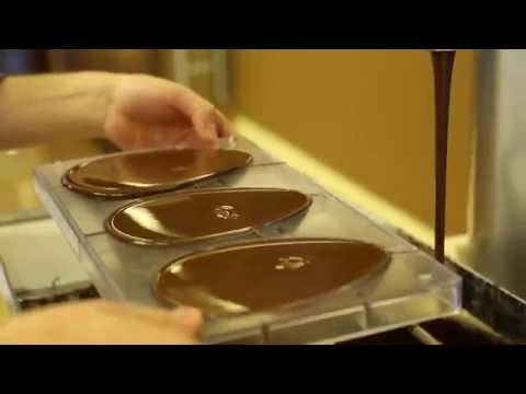 Easter Chocolate Eggs: How They're Done? In the Atelier with Pierre Abi Haila