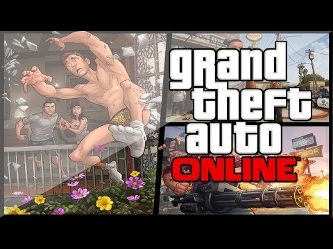 GTA 5 Online – How To Make Money Fast & How To Rank Up Fast! – Double Money & RP! – (GTA 5 Online)