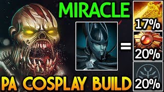Video Miracle- [Lifestealer] LOL! PA Cosplay Build 7.14 Dota 2 MP3, 3GP, MP4, WEBM, AVI, FLV Juni 2018