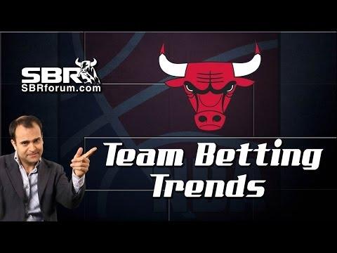 NBA Basketball Picks: Chicago Bulls Betting Trends