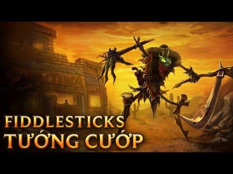 Fiddlesticks Tướng Cướp - Bandito Fiddlesticks