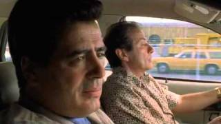 The Sopranos - Philly Parisi Gets Whacked