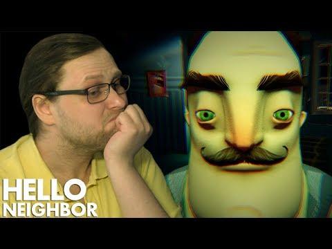 ОТКОПАЛ ГРОБ ► Hello Neighbor #2 (видео)