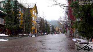 Whistler (BC) Canada  city photo : Whistler Village, British Columbia - Ski BC - YouTube
