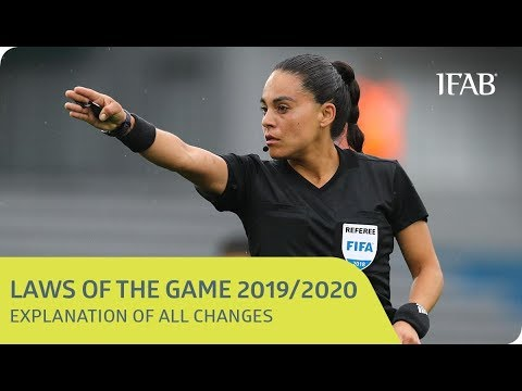 The New Football Law Changes For The 2019/20 Season!!  Going Through The Law Changes