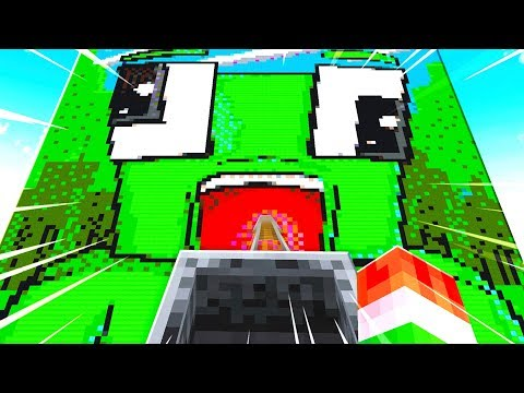 PLAYING WORLD'S BEST FAN MADE MINECRAFT MAP!