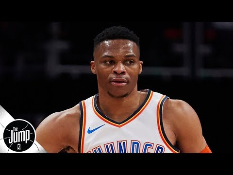 Video: 'People are just not gonna guard' Russell Westbrook in the playoffs - Brian Windhorst