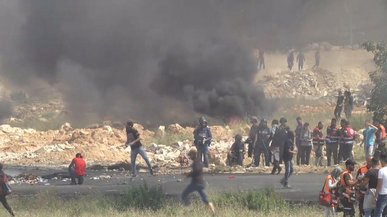 Παλαιστίνη: Συγκρούσεις  στη Δυτική Όχθη κατά την «Ημέρα Νάκμπα»