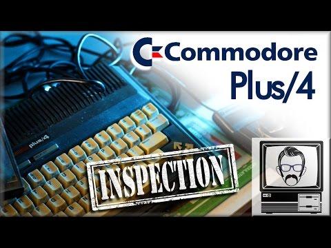 Commodore Plus/4 Games & Inspection   Nostalgia Nerd