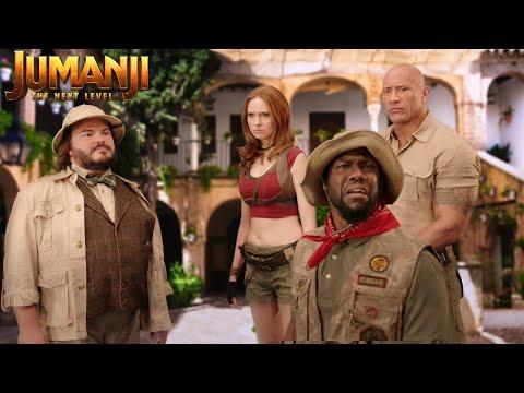JUMANJI: THE NEXT LEVEL - Telenovela