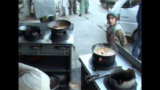 Rawalpindi Pakistan  City pictures : Rawalpindi (Pakistan) 31-01-2008 Restaurant in the city