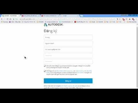 [Revit] - Hướng dẫn đăng ký tài khoản sinh viên sử dụng bản quyền và Render In Cloud