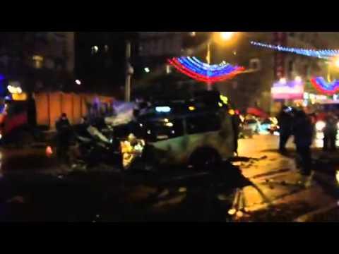 Ищу свидетелей  ДТП, Москва и МО 20.12.2013 (Запись видеорегистратора)