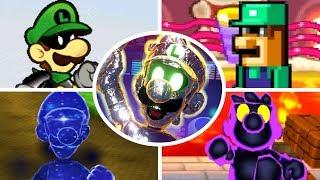 Video Evolution of Dark Luigi Battles (2001-2018) MP3, 3GP, MP4, WEBM, AVI, FLV September 2018