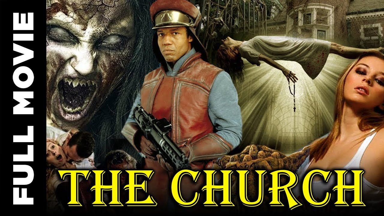 The Church  | Hollywood Thriller Movies In Hindi Dubbed (Re Uploaded) | Hollywood Horror Movies
