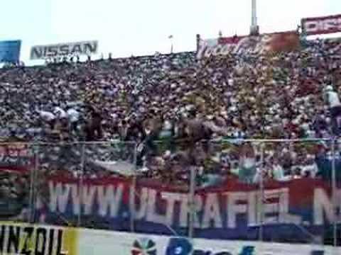 Video - LA ULTRA FIEL - La Ultra Fiel - Club Deportivo Olimpia - Honduras