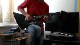 Video Marek Souček Europe - The Final Countdown (Cover Solo od E)