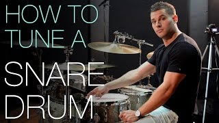 Download Lagu How to Tune a Snare Drum To Sound Great by Troy Wright Mp3
