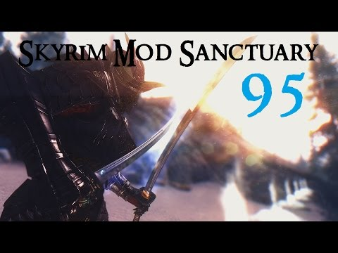 Skyrim Mod Sanctuary 95 – Chasing the Dragon