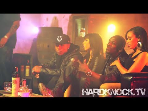 Ya Boy f. Akon – Lock Down Music Video BTS + Interviews