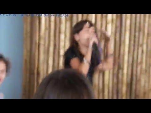 Bárbara Pupin  Show em Batatais parte 2