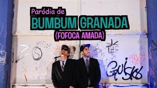 Paródia da música Bumbum Granada, na versão Desconfinados: Fofoca Amada. Se puder, deixe seu jóinha, isso nos ajuda bastante, e inscreva-se em nosso canal. T...