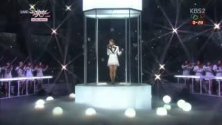 140110 Music Bank Ailee - Singing Got Better