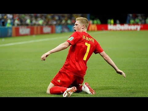 Μουντιάλ 2018: Το Βέλγιο «υπέταξε» τη Βραζιλία με 2-1