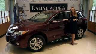 Rallye Acura - 2013 RDX