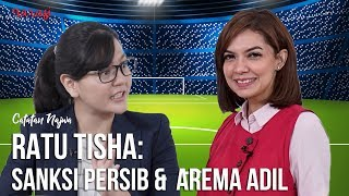"Download Video Catatan Najwa - Sepak Bola Urusan Kita: Ratu Tisha, ""Sanksi Persib & Arema Itu Adil"" (Part 1) MP3 3GP MP4"