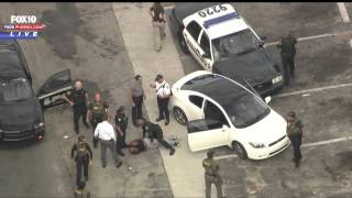 FNN: Suspect Caught in Florida Car Chase