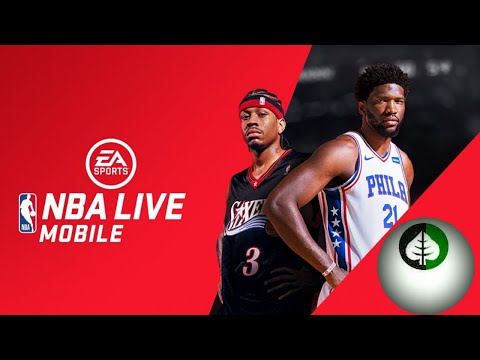 NBA LIVE Mobile Gameplay 47: Boston Celtics V.S. New York Knicks Quarterfinals