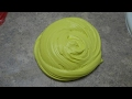How To Make Butter Slime With  DIY Homemade Air Dry Clay waptubes