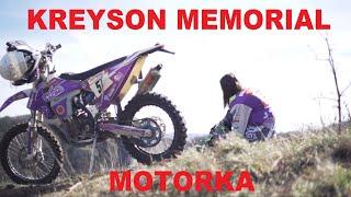 Video KREYSON MEMORIAL - Motorka (Official Video, 4K)