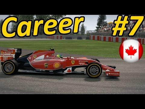 F1 - F1 2014 Gameplay: Career Mode Walkthrough Part 7 Canadian Grand Prix Montreal - Scuderia Ferrari Follow me on Twitter - https://twitter.com/Tiametmarduk Facebook ...