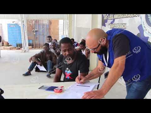 استكمال إجراءات ترحيل مهاجرين غير قانونيين من النيجر والباكستان