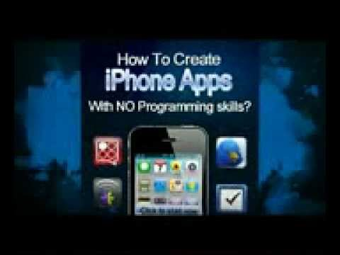 How to make a app for iphone   How to develop iphone apps