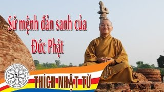 Sứ mệnh đản sanh của đức Phật - TT. Thích Nhật Từ - 21/05/2005