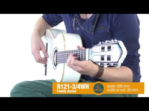 OrtegaGuitars_R121_3_4_WH_ProductVideo