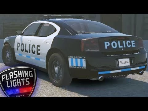 Flashing Lights #1 - Identical Suspects!