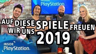 Die besten Spiele 2019: Auf diese PS4 Titel könnt ihr euch freuen!