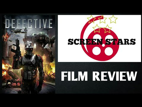 Defective (2017) Sci-fi Film Review