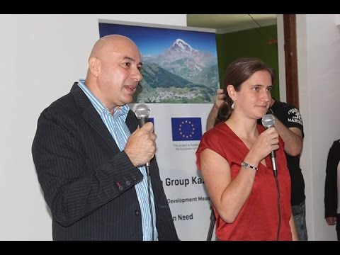 EU Rural development programme in Georgia