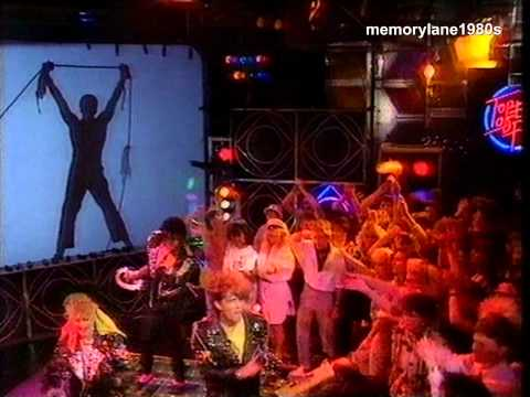Thompson Twins - You Take Me up. Top Of The Pops 1984