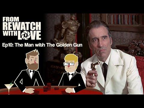 Astro Spiral Bond - The Man with the Golden Gun (1974) || From Rewatch with Love Ep10